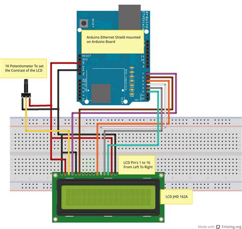 arduino board diagram arduino lcd wiring diagram 26 wiring diagram images