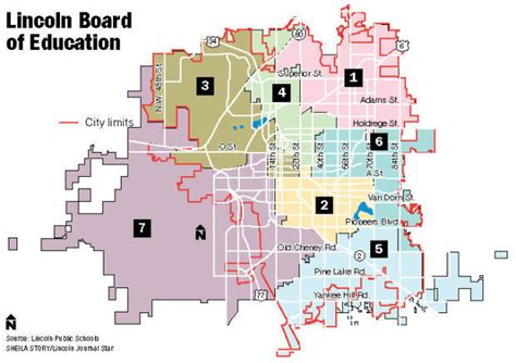 of nebraska lincoln school lps board race falling along ideological more than
