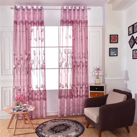 how to drape a sheer curtain over a rod tulip sheers window drape scarf valance curtains door room