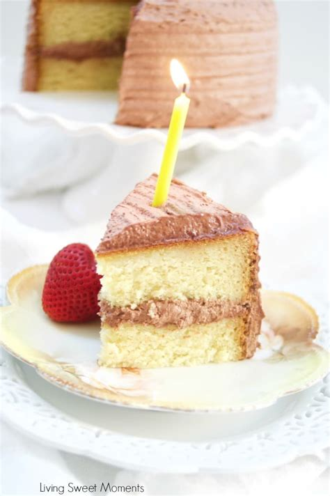 Birthday Cake Recipes by Delicious Diabetic Birthday Cake Recipe Living Sweet Moments
