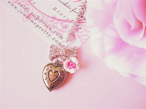 girly jewelry wallpaper cool cute girly heart image 771802 on favim com