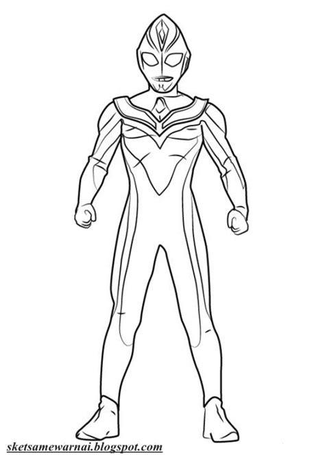 Terpopuler 40+ Sketsa Ultraman