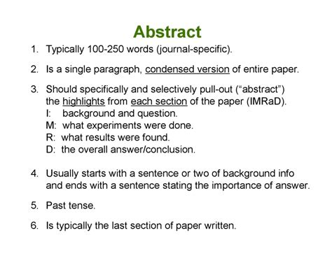 write an abstract for a research paper writing an abstract for a research paper research paper