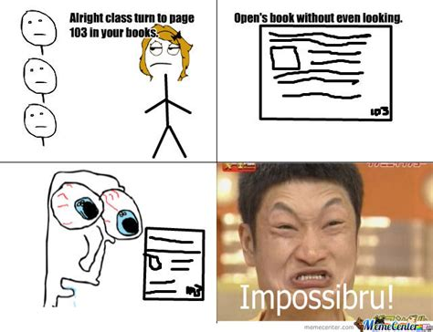 All The Meme Faces - feed pictures impossibru face meme on all the rage faces