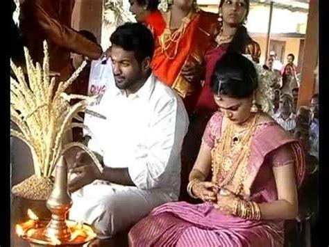 film actress marriage photos indian film actress saranya mohan marriage with dr aravind
