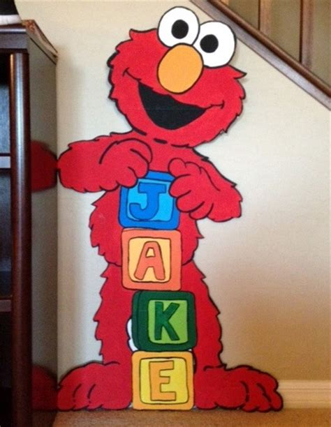 painting elmo 25 best images about brayden elmo room on