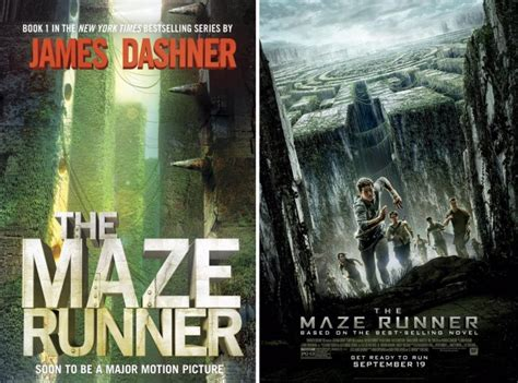 maze runner film nothing like book a novel film when books go to the movies