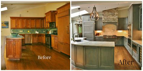 cabinet refacing marin county interior remodeling before and after