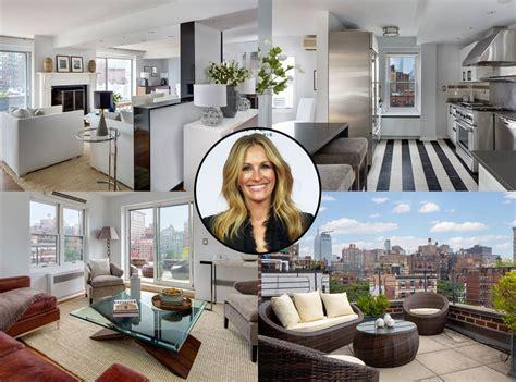 appartement new york julia roberts vend son appartement de new york pour 4 5 millions de dollars par ici