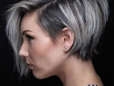 show ladies hair cut real short on the sides of their head short bob haircuts short hairstyles 2017 2018 most