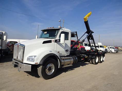 kenworth t880 price kenworth t880 hooklift trucks for sale used trucks on