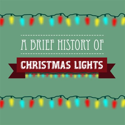 a history of christmas lights ebuyer blog