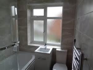 Modern Bathroom Pictures Grey Coventry Bathrooms 187 Modern Grey Bathroom