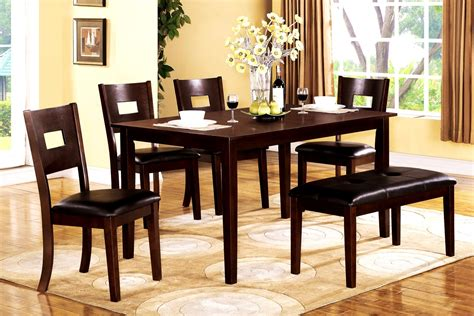 6 chair dining set solid wooden dining tables uk diningroom hispurposeinme