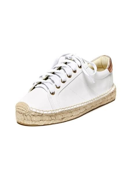 soludos sneakers soludos leather tennis sneakers in white leather white