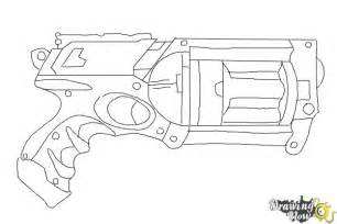 coloring pages 48 on picture page with nerf gun sketch template