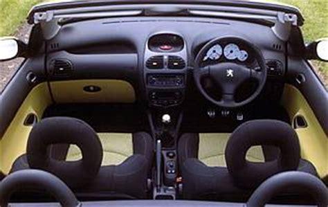 peugeot 206 convertible interior peugeot 206 convertible interior pixshark com