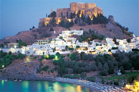 Cheap Holidays to Ialyssos   Rhodes   Greece   Cheap All