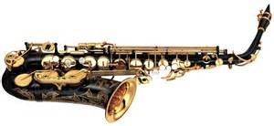 Music saxophone stuff yamaha alto black color alto saxophone