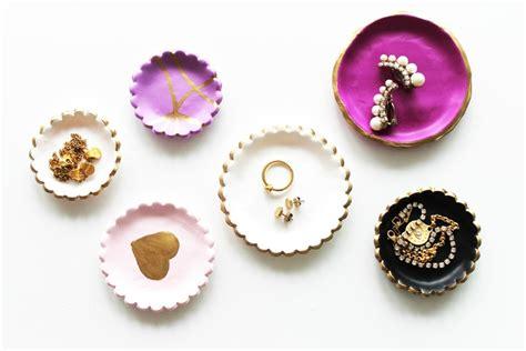 easy diy clay jewelry dishes allfreejewelrymakingcom