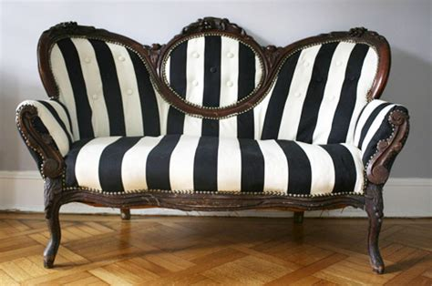 beetlejuice couch reader redesign lovely loveseat young house love