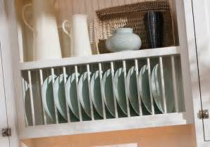 kitchen cabinet plate rack storage cardinal kitchens baths storage solutions 101 plateware