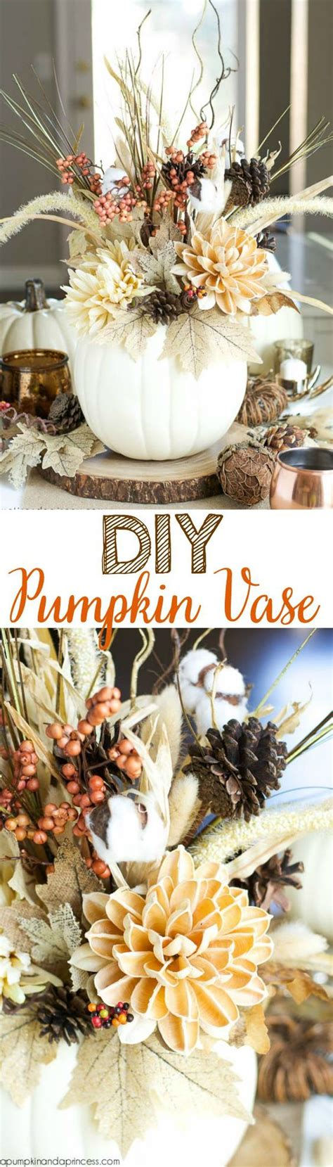 home made fall decorations 30 beautiful rustic decorations for fall that are easy to make 2017