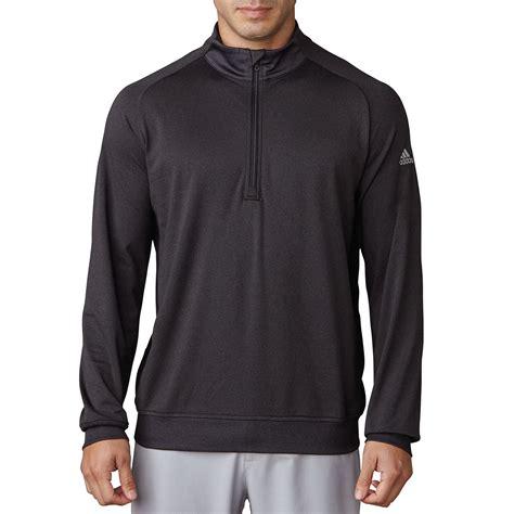 Hoddie Jumper 1 adidas golf 2017 mens club 1 4 zip pullover sweater jumper stretch ebay