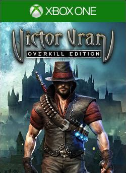 victor vran overkill edition xbox one profile