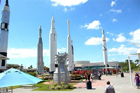 Day 4first The Kennedy Space Center Heres by Kennedy Space Center Visitor Complex Vs The Boys