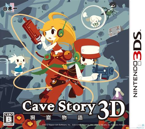 cave story android cave story 3d review review nintendo world report