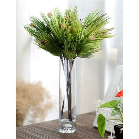 artificial pine trees home decor online buy wholesale artificial pine tree from china