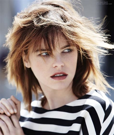 choppy itregular layers easy to wear natural looking hairstyle