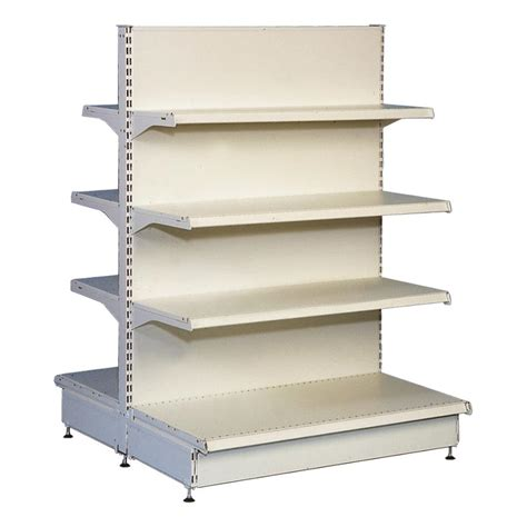 Store Shelves And Racks Starter Gondola Shelving Gt Shop Shelving Supermarket