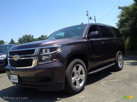 2015 tungsten metallic chevrolet tahoe lt 4wd 95291881 gtcarlot car color galleries