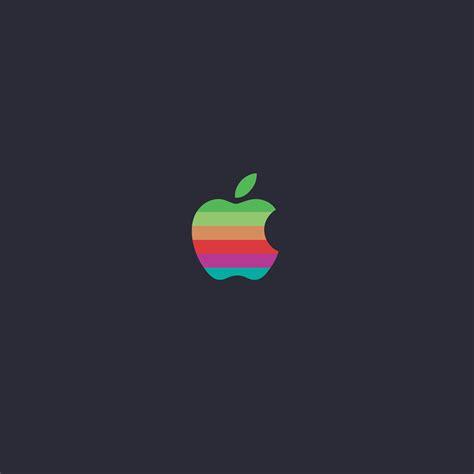 apple wallpaper classic retro apple logo wwdc 2016 wallpapers