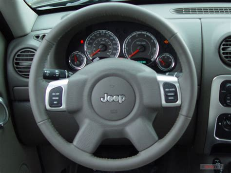 jeep liberty steering wheel image gallery 2007 jeep liberty
