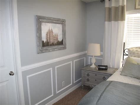 picture rail bedroom remodelaholic beautifying the master bedroom