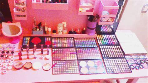 como decorar una caja para guardar joyas ideas para organizar tu maquillaje youtube