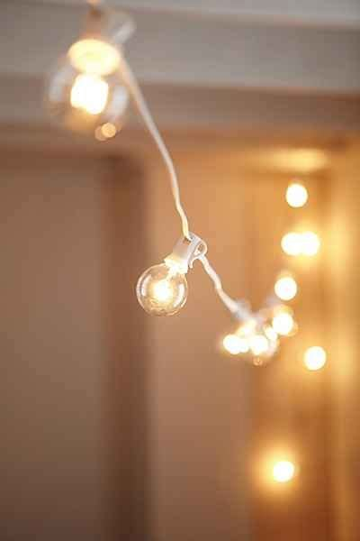 White String Lights by Best 25 White String Lights Ideas On String