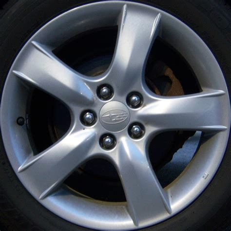 subaru factory wheels subaru 68752s oem wheel 28111fe310 oem original alloy