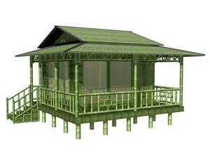 Bamboo Gazebo Plans by