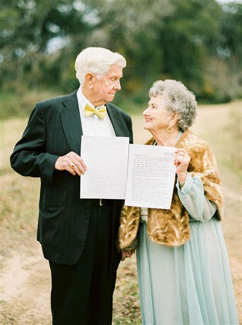 Grandparents Have The Sweetest Photoshoot To Celebrate 63