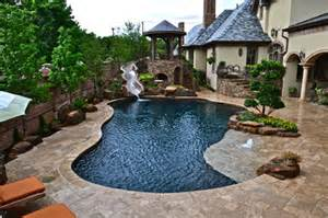 Backyard Pond Liners by Planning For Your New Swimming Pool Or Tub Spa