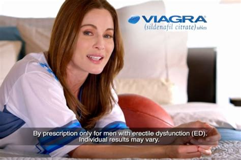 commercial actress viagra nfl loses viagra and cialis as tv sponsors fast philly