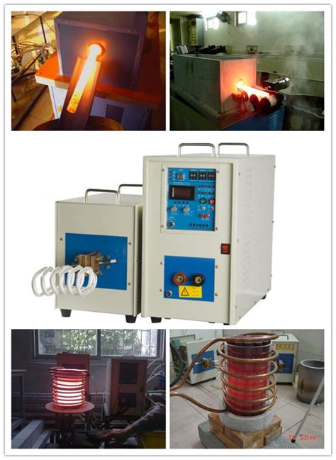 induction heating apparatus 40kw induction heating equipment for brazing heat