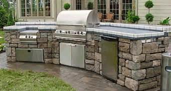 Outdoor Kitchen Countertops Ideas The Best Outdoor Kitchen Countertops For Your Outdoor Kitchen
