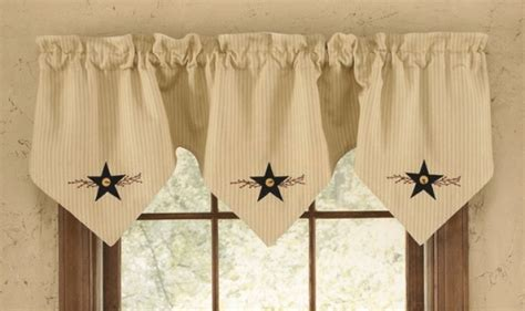 country kitchen curtains and valances designcorner
