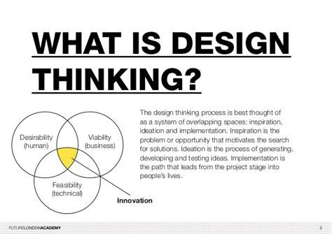 design thinking and innovation design thinking innovation