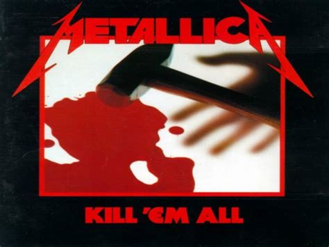 metallica kill em all musiclipse a website about the best music of the moment